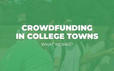 Crowdfunding in College Towns – What Works?
