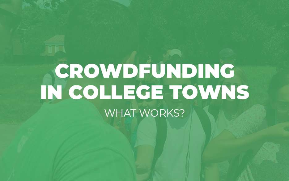 crowdfunding in college towns blog image
