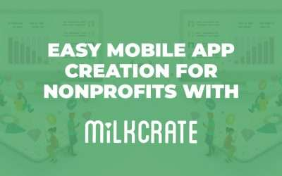 Webinar: Easy Mobile App Creation for Nonprofits